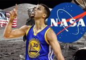不信人类登月?NASA邀请库里参观月球实验室,格里芬的回复亮了!