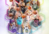 NBA全明星赛,三分扣篮大赛名单出炉