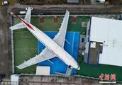土耳其一客机退役后被改造成教室 学生寓教于乐超开心
