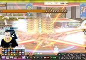 DNF:国服第一剑魂测试沙袋伤害!