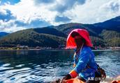 泸沽湖是云南省海拔最高的湖泊,是中国第三大深水湖泊