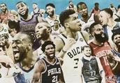 合理吗?NBA新赛季球星表现排行:詹姆斯只排第10!