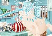 越狱兔第一季:监狱狱警拿水喷兔子,折磨它,红兔子有奇招