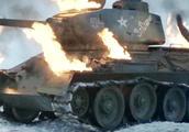 苏军和德军正面对决,二战时最惨烈战役,拍的非常真实