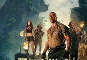 巨石强森带来冒险大片,勇敢者游戏:决战丛林