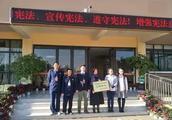 昆明晋宁区市管局为食品安全量化分级管理A级单位授牌