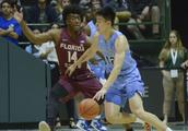 中国19岁新星NCAA爆发轰24分,前湖人名帅调教,连得10分惊艳