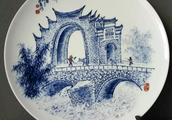 客家瓷画带你游江南宋城——赣州