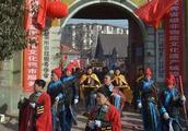 武安正月十三的城隍庙,你观看了吗?民俗民风,承传传统!
