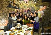 朱婷举办24岁生日宴!5位朋友举杯祝她生日快乐 朱婷约球迷绍兴见