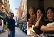 王菲秘密赴台约会好友导演 男友谢霆锋也去了台湾