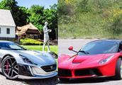5000万的法拉利,输给一辆无名跑车,这车还是中国投资的!