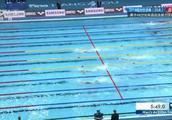 孙杨超强爆发力!世锦赛200米接力摘铜牌,把美国队甩在身后!
