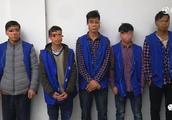 茶陵警方查处一起非法入境案,8名涉案人员被行政拘留