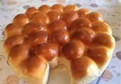 怎么用鸡蛋和面粉做面包