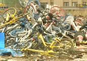共享单车停放及使用存在不规范现象