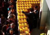 """隆阳区九隆街道下巷街社区退休人员新春座谈会暨""""金融知识进社区""""活动"""