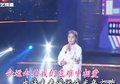女生挑战邓紫棋高难度歌曲《光年之外》,主持人为她捏了一把汗