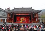 汉中青木川古镇2019年元宵节文艺汇演人气满满、精彩纷呈
