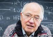数学家阿蒂亚去世,生前曾两次访问中国