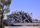 安徽这座尴尬的美术馆,耗资近2亿,网友:质量有问题,就是堆柴