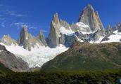 阿根廷南部一山峰因恶劣天气发生悲剧 登山者一死两失踪