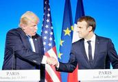 特朗普怼马克龙要给欧洲立规矩!专家:对中国影响很大