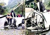 突发!一直升机在峨眉山景区坠落机身受损 事故现场曝光