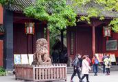 三国圣地成都武侯祠,中国唯一的君臣合祀祠庙,已有1700多年历史