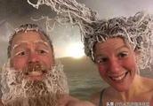 """加拿大举办""""冻发大赛""""比酷,发型最有创意就得?#20445;?#20320;想去吗?"""
