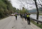 贵州铜仁一山体垮塌,预警及时无人员伤亡