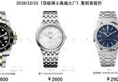 揭秘2000都不到的劳力士 万国 沛纳海等 北京市场批发 价格超级低