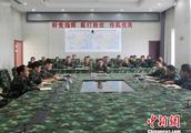中国安能组织百人抢险队驰援金沙江堰塞湖排险