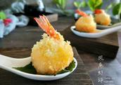 凤尾虾球怎么做才好吃