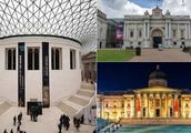 伦敦十大博物馆,包括大英博物馆,伦敦博物馆