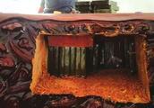 挖空家具藏毒约18公斤 兰州警方破获特大贩毒案