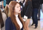 「MD PHOTO」韩国女团MOMOLAND飞往济州岛参加韩流庆典