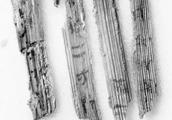 惊喜:两千年前古人书法出土,山西首次发现大量西汉木质简牍
