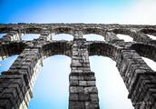 古罗马输水道,完美的刚柔并济