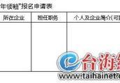 《1978—2018,致敬40位闽商青年领袖》今起启动征集 来举荐新时代闽商青年领袖