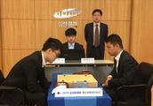 三星杯半决赛在大田收盘 柯洁将与安国铉争夺冠军
