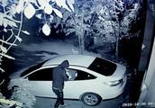 为还网贷砸车盗窃46起 胶州警方鏖战10天擒贼