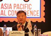 陈竺出席红十字会与红新月会国际联合会第十届亚太地区大会