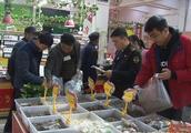 冠县开展第四季度食品抽检行动,通过检测查寻质量问题