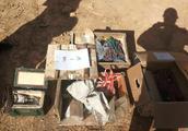 铜川销毁一批过期民爆物品以及战争遗留爆炸物品
