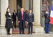 """马克龙回应特朗普""""炮轰"""":法国不是美国的""""附庸"""""""