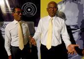 萨利赫宣誓就职 马尔代夫新任总统萨利赫简介资料照片职业生涯