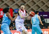 WCBA第12轮,韩旭25+7助新疆力克北京