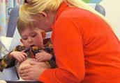 英国一男孩天生无脑被医生断言会是智障,如今4岁的他打破预言!