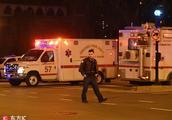 美芝加哥一医院发生枪击案 枪手开枪扫射人群